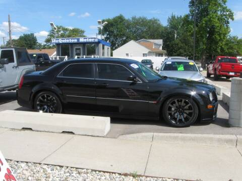 2007 Chrysler 300 for sale at MCQUISTON MOTORS in Wyandotte MI