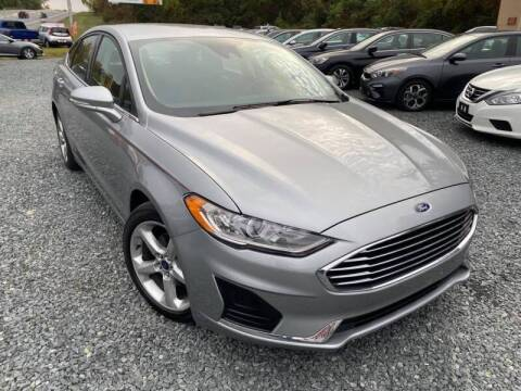 2020 Ford Fusion for sale at A&M Auto Sales in Edgewood MD