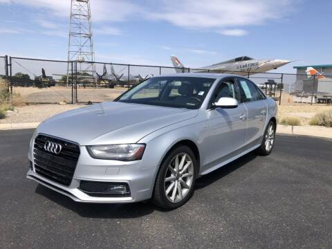 2014 Audi A4 for sale at Top Gun Auto Sales, LLC in Albuquerque NM