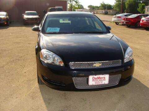 2015 Chevrolet Impala Limited for sale at DeMers Auto Sales in Winner SD