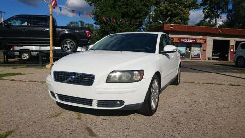 2007 Volvo S40 for sale at Lamarina Auto Sales in Dearborn Heights MI