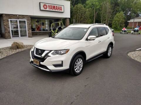 2018 Nissan Rogue for sale at GT Toyz Motor Sports & Marine in Halfmoon NY