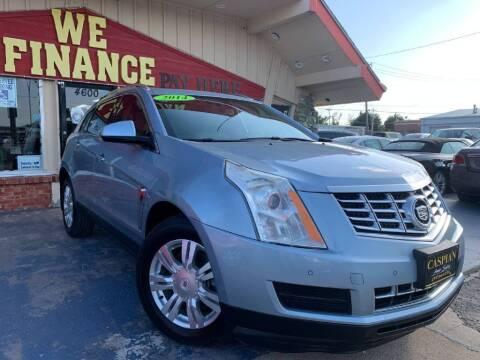 2014 Cadillac SRX for sale at Caspian Auto Sales in Oklahoma City OK