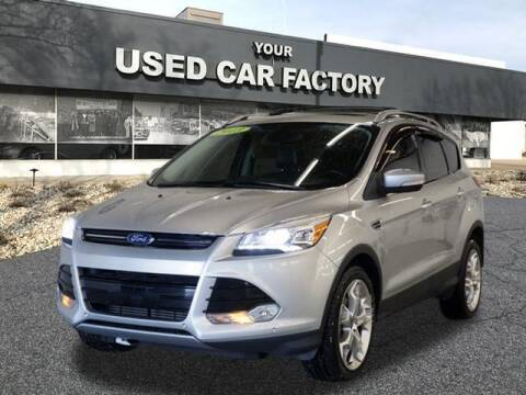 2013 Ford Escape for sale at JOELSCARZ.COM in Flushing MI
