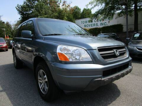 2005 Honda Pilot for sale at Direct Auto Access in Germantown MD