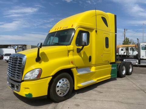 2013 Freightliner Cascadia for sale at Ray and Bob's Truck & Trailer Sales LLC in Phoenix AZ
