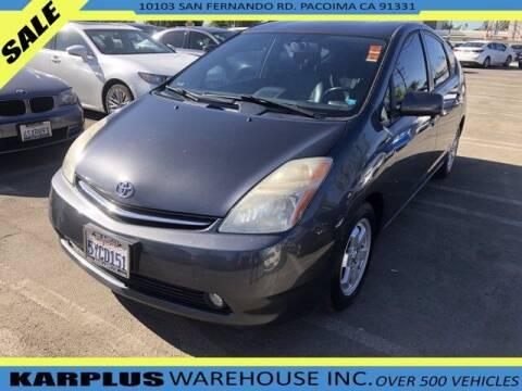 2007 Toyota Prius for sale at Karplus Warehouse in Pacoima CA