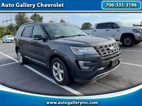2016 Ford Explorer for sale at Auto Gallery Chevrolet in Commerce GA