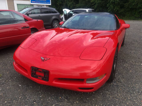 2000 Chevrolet Corvette for sale at AUTO OUTLET in Taunton MA