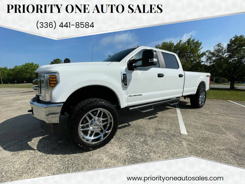 2018 Ford F-250 Super Duty for sale at Priority One Auto Sales - Priority One Diesel Source in Stokesdale NC