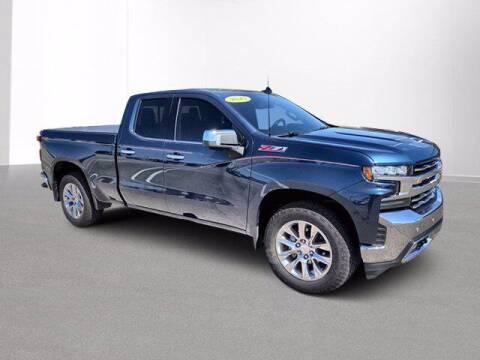 2019 Chevrolet Silverado 1500 for sale at Jimmys Car Deals at Feldman Chevrolet of Livonia in Livonia MI