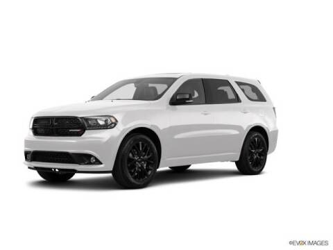 2016 Dodge Durango for sale at FREDYS CARS FOR LESS in Houston TX