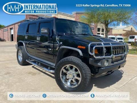2006 HUMMER H2 for sale at International Motor Productions in Carrollton TX