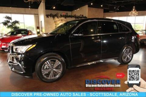 2018 Acura MDX for sale at Discover Pre-Owned Auto Sales in Scottsdale AZ
