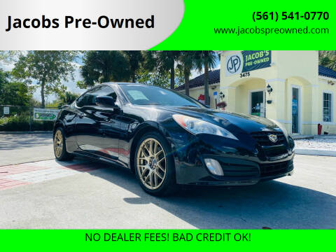 2011 Hyundai Genesis Coupe for sale at Jacobs Pre-Owned in Lake Worth FL