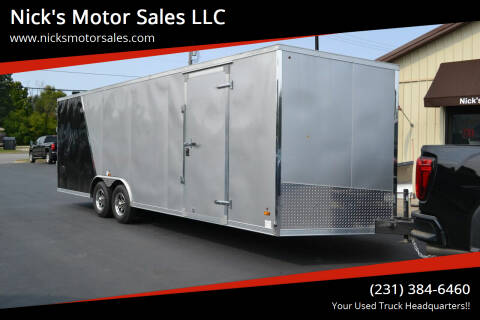 2019 US Cargo Phantom for sale at Nick's Motor Sales LLC in Kalkaska MI
