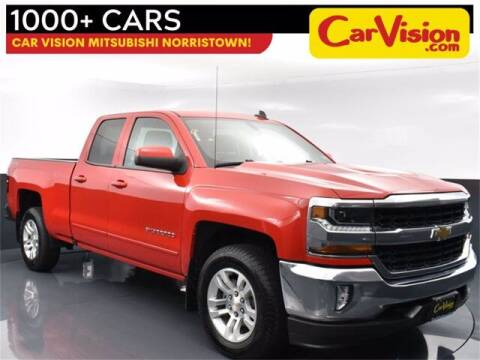 2017 Chevrolet Silverado 1500 for sale at Car Vision Buying Center in Norristown PA