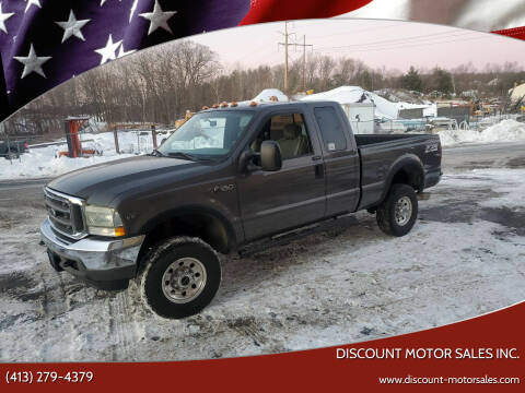 2004 Ford F-350 Super Duty for sale at Discount Motor Sales inc. in Ludlow MA
