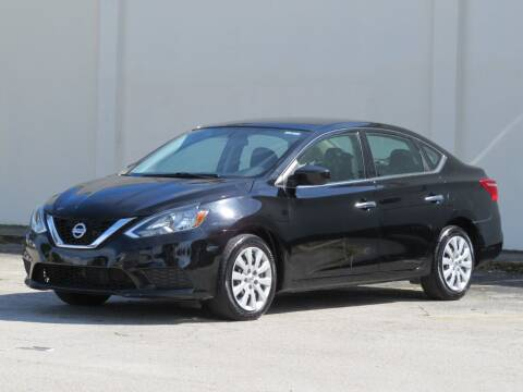 2016 Nissan Sentra for sale at DK Auto Sales in Hollywood FL