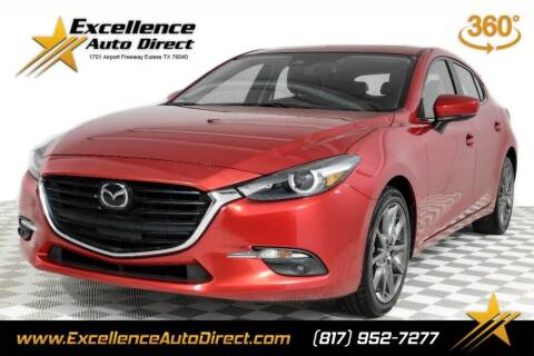 2018 Mazda MAZDA3 for sale at Excellence Auto Direct in Euless TX
