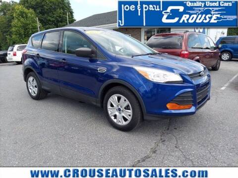 2013 Ford Escape for sale at Joe and Paul Crouse Inc. in Columbia PA