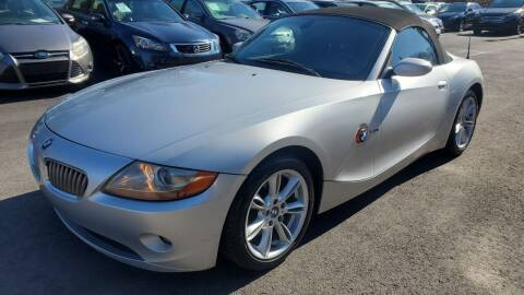 2003 BMW Z4 for sale at GA Auto IMPORTS  LLC in Buford GA