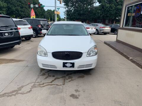 2008 Buick Lucerne for sale at Mulder Auto Tire and Lube in Orange City IA