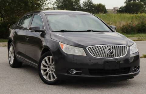 2013 Buick LaCrosse for sale at Big O Auto LLC in Omaha NE