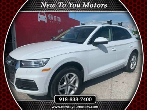 2019 Audi Q5 for sale at New To You Motors in Tulsa OK