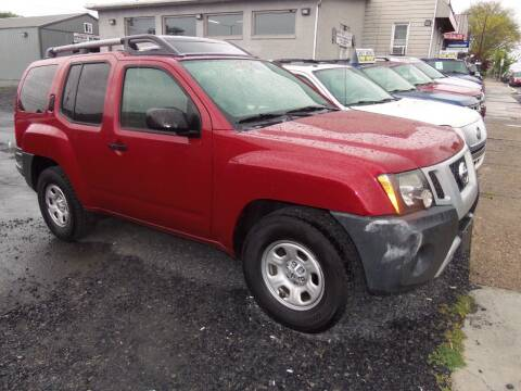 2010 Nissan Xterra for sale at Fulmer Auto Cycle Sales - Fulmer Auto Sales in Easton PA