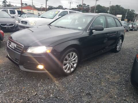 2010 Audi A4 for sale at CRS 1 LLC in Lakewood NJ