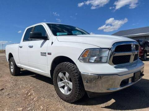 2014 RAM Ram Pickup 1500 for sale at Platinum Car Brokers in Spearfish SD