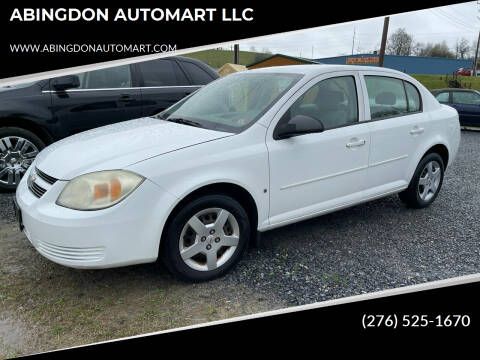 2006 Chevrolet Cobalt for sale at ABINGDON AUTOMART LLC in Abingdon VA