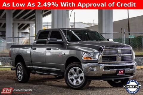 2010 Dodge Ram Pickup 3500 for sale at Friesen Motorsports in Tacoma WA