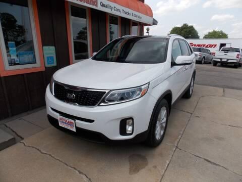 2015 Kia Sorento for sale at Autoland in Cedar Rapids IA