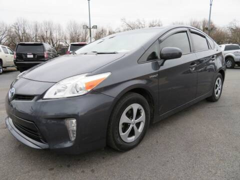 2014 Toyota Prius for sale at Low Cost Cars North in Whitehall OH