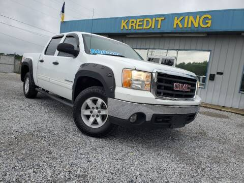 2007 GMC Sierra 1500 for sale at Kredit King Autos in Montgomery AL