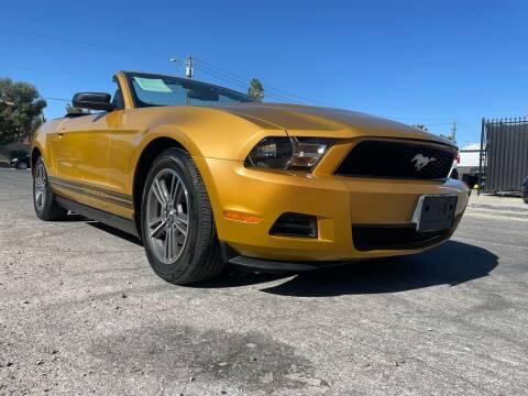 2010 Ford Mustang for sale at Boktor Motors in Las Vegas NV