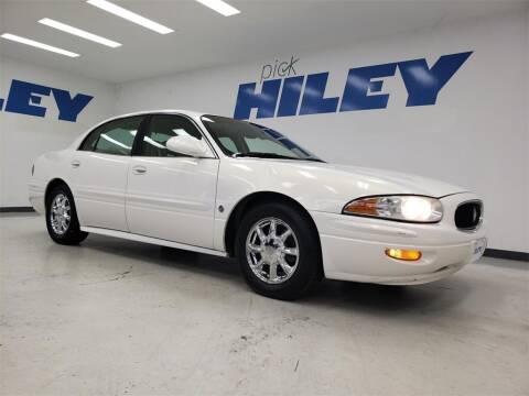 2004 Buick LeSabre for sale at HILEY MAZDA VOLKSWAGEN of ARLINGTON in Arlington TX