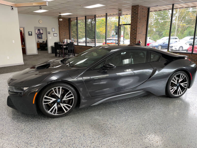 2016 BMW i8 for sale at Willy Herold Automotive in Columbus GA
