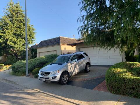 2007 Mercedes-Benz M-Class for sale at Blue Eagle Motors in Fremont CA