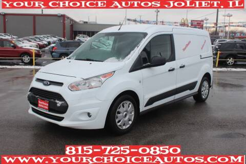 2017 Ford Transit Connect Cargo for sale at Your Choice Autos - Joliet in Joliet IL