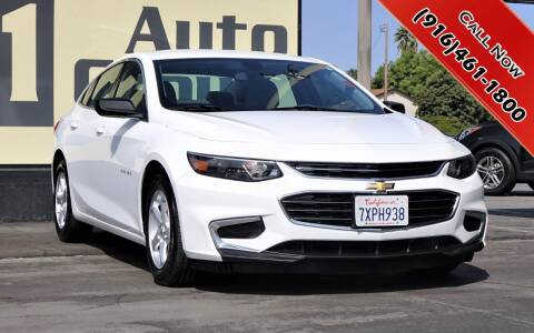 2017 Chevrolet Malibu for sale at H1 Auto Group in Sacramento CA