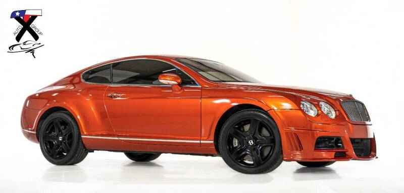 2005 Bentley Continental for sale at TX Auto Group in Houston TX