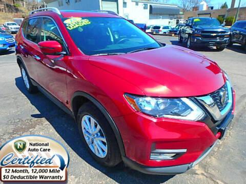 2018 Nissan Rogue for sale at Jon's Auto in Marquette MI