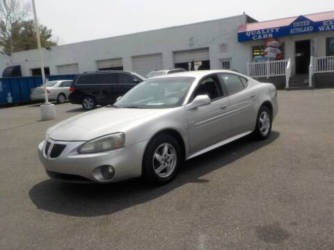 2006 Pontiac Grand Prix for sale at United Auto Land in Woodbury NJ