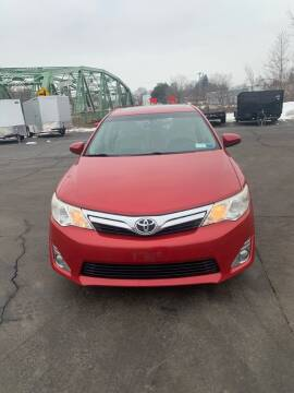 2013 Toyota Camry for sale at WXM Auto in Cortland NY