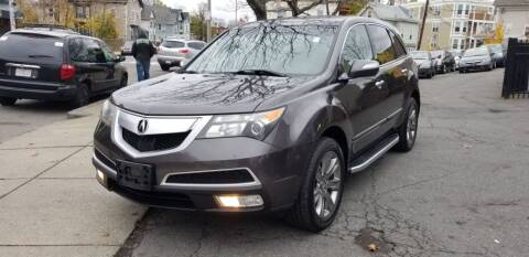 2010 Acura MDX for sale at Motor City in Roxbury MA