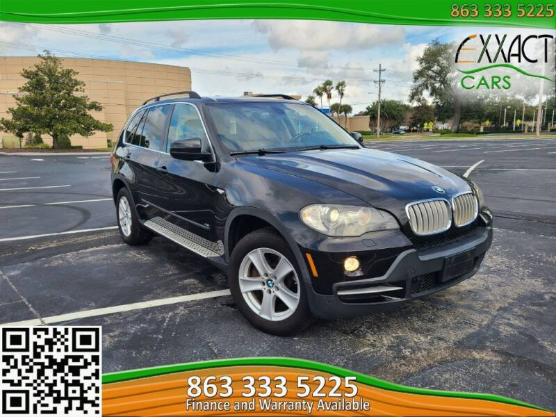 2008 BMW X5 for sale at Exxact Cars in Lakeland FL