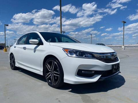 2017 Honda Accord for sale at JG Auto Sales in North Bergen NJ
